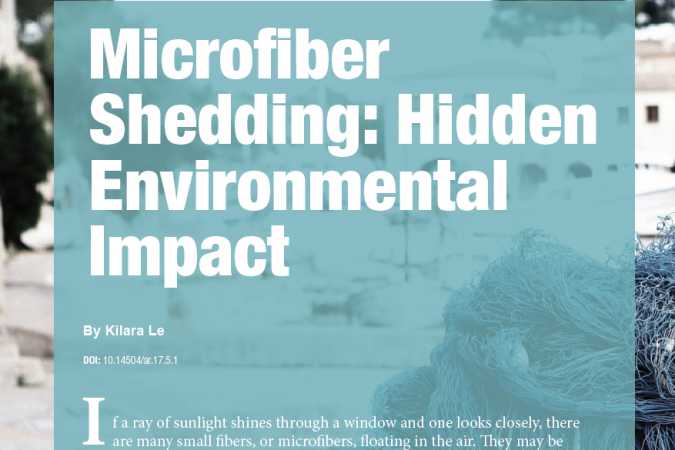 Microfiber Shedding: Hidden Environmental Impact