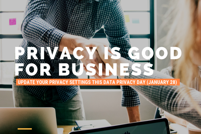 A Data Privacy Champion, Today and Every Day
