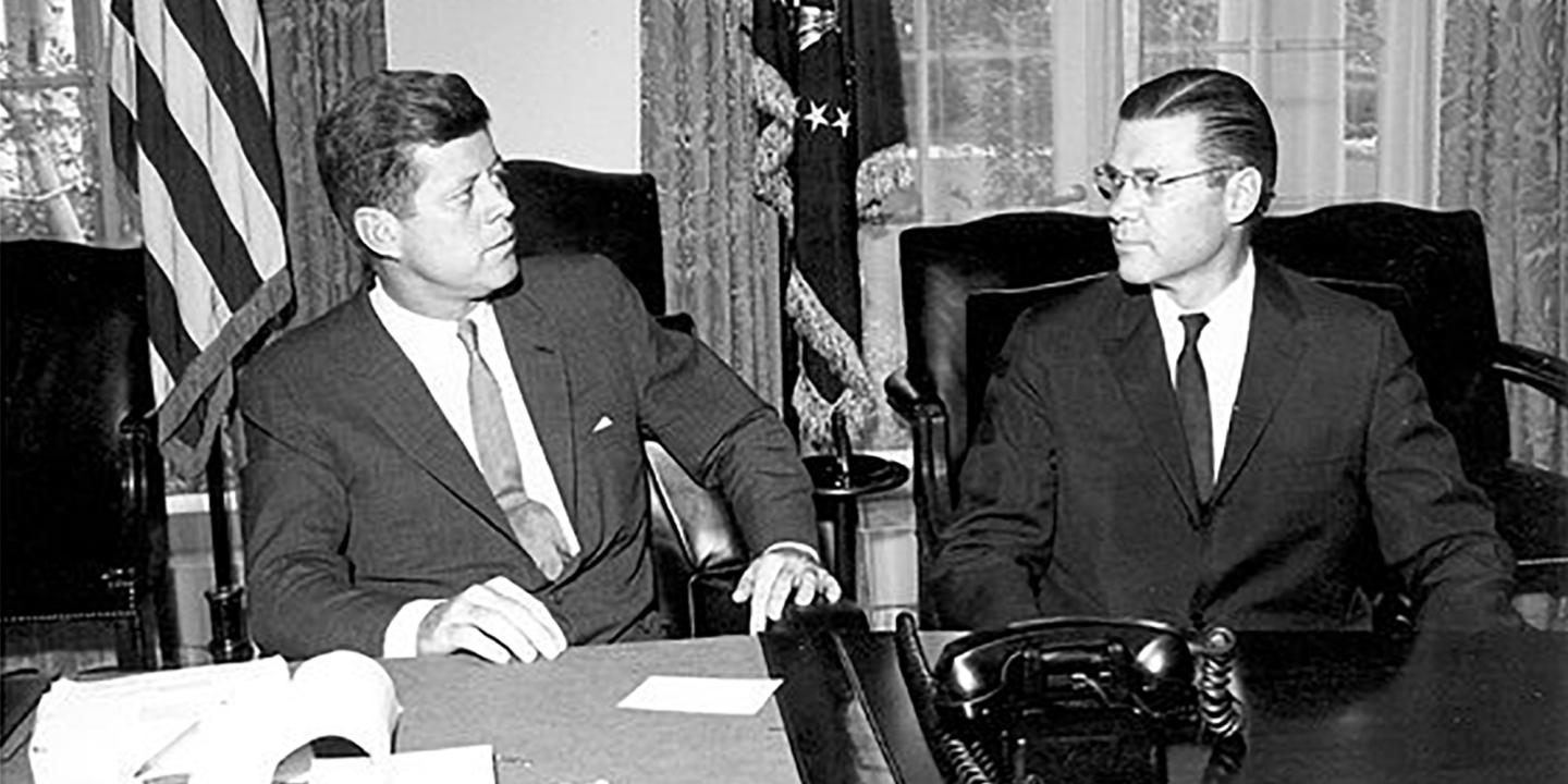 JFK and McNamara