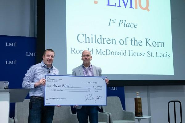 LMIQ 2019 - 1st Place, Children of the Korn