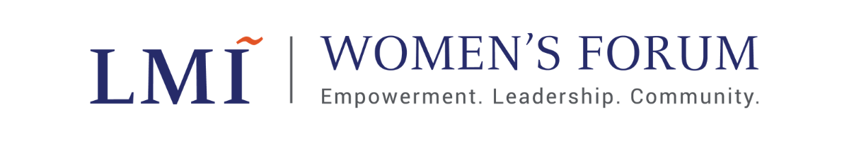 LMI Women's Forum Logo